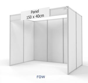 �ล�าร���หารู�ภา�สำหรั� exhibition booth 3x2